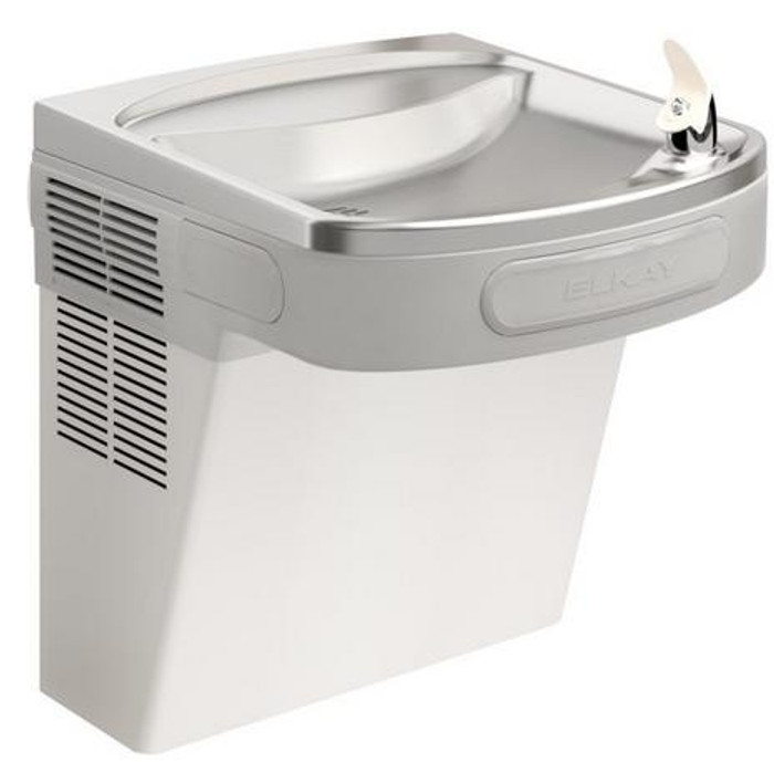 Elkay LZSDS Drinking Fountain, Filtered, ADA, Stainless Steel, (Non-Refrigerated)