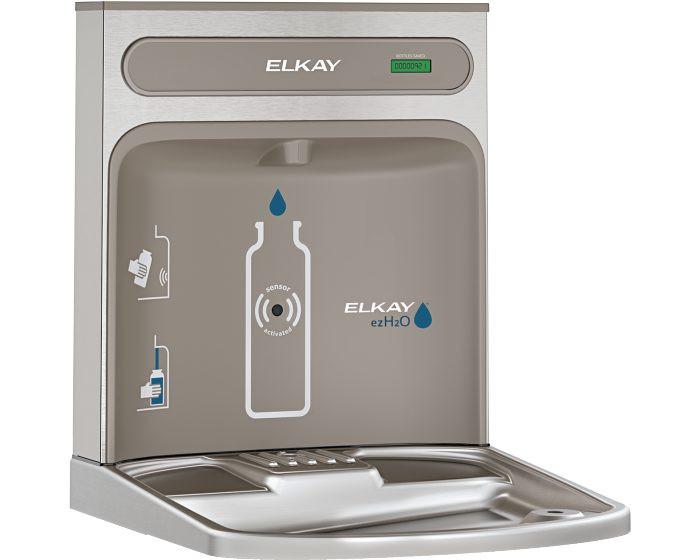 Elkay LZWSRK EZH2O RetroFit Bottle Filling Station Kit, Filtered, Non-Refrigerated