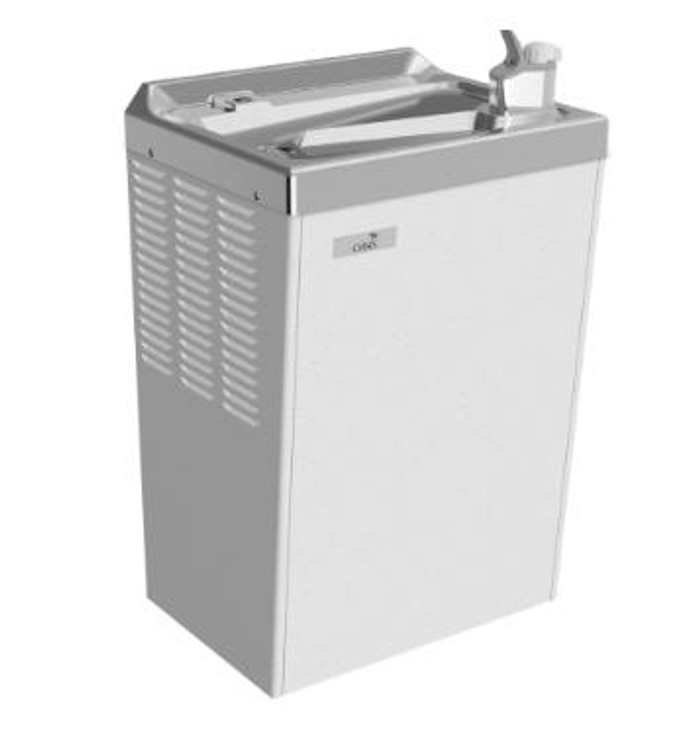 Oasis PM Wall Mounted Drinking Fountain, Dial-a-Drink Bubbler, (Non-Refrigerated)