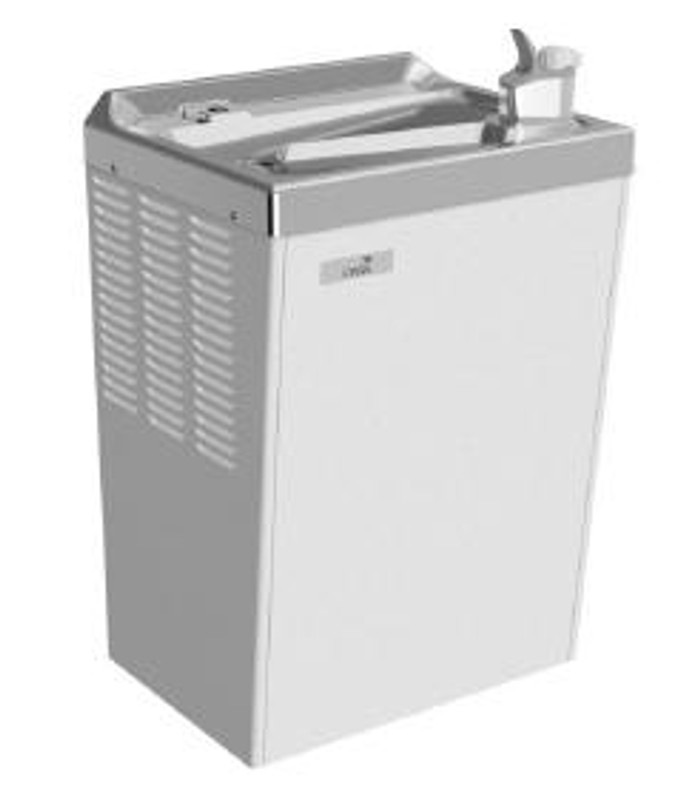 Oasis P14M Refrigerated Drinking Fountain, Dial-a-Drink Bubbler, 14 GPH