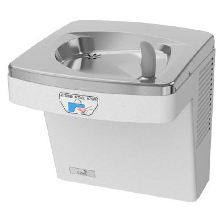 Oasis P8ACEE Water Cooler, Hands Free Electronic Eyes, Refrigerated Drinking Fountain, Barrier Free 8 GPH (NEW ENERGY EFFICIENT PG8ACT WILL BE SHIPPED)