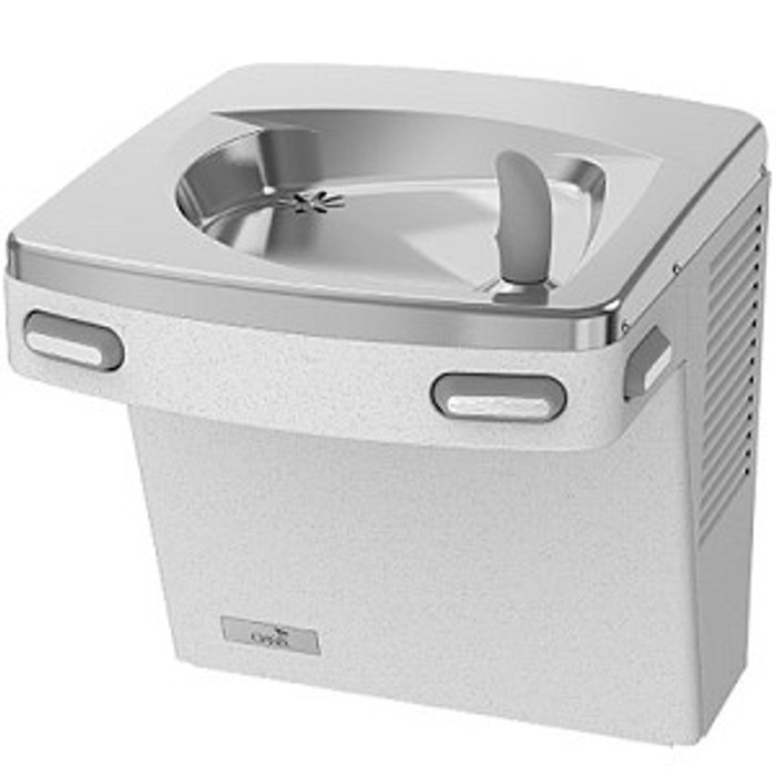 Oasis PGFAC Drinking Fountain, Filtered, Energy/Water Efficient, Side & Front Push Pads, ADA, Non-Refrigerated