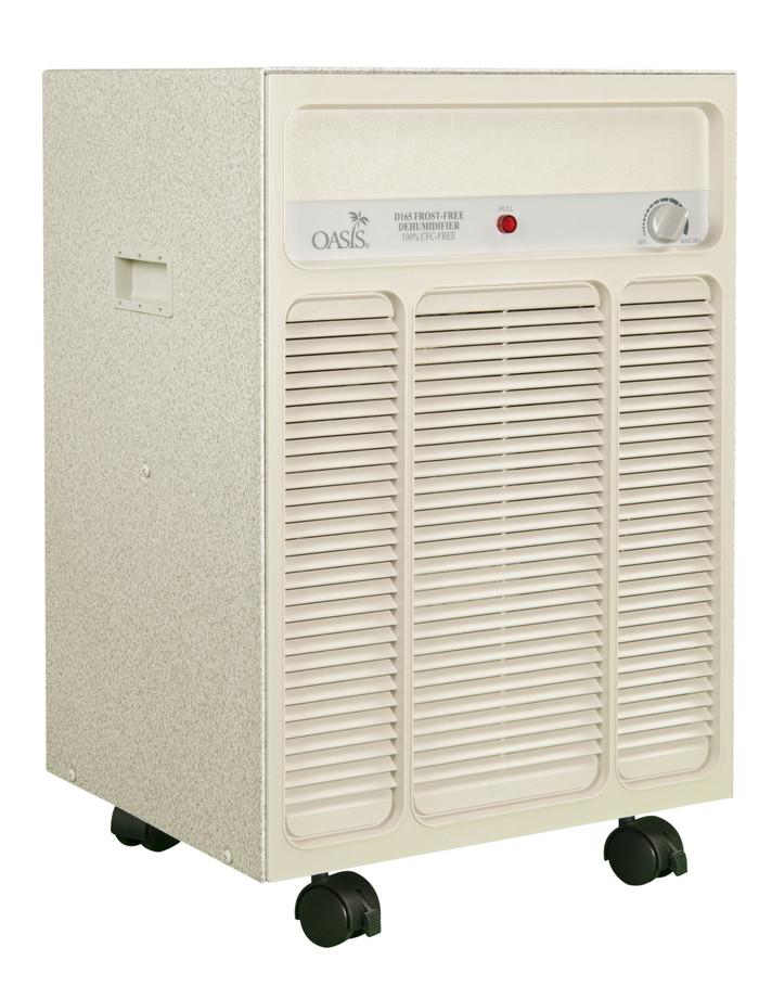 Oasis D165HG Heavy Duty Frost Free Dehumidifier