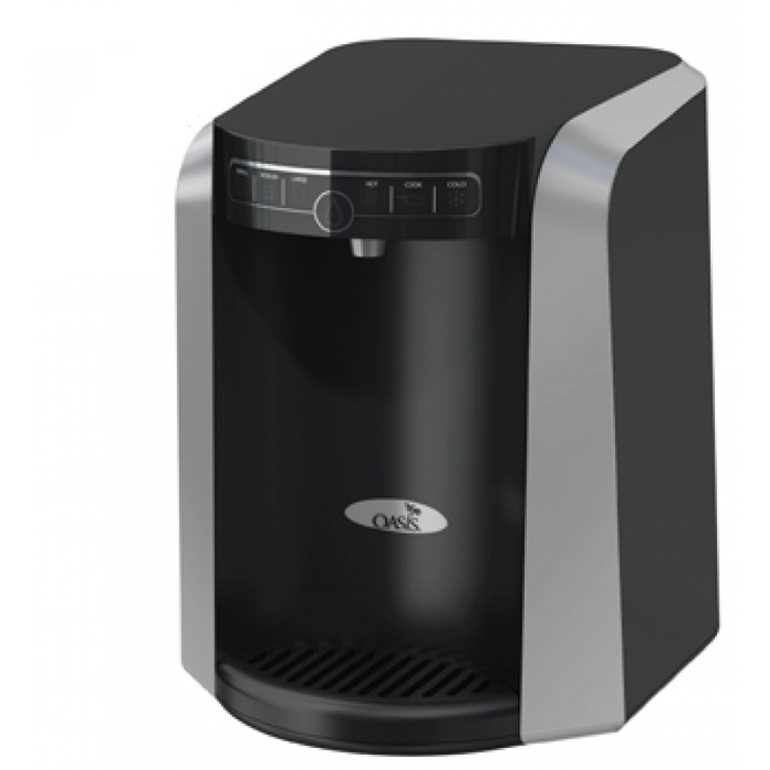 Oasis POU1ACTHSK 506336C Aquarius Counter Top Water Cooler, Hot 'N Cold, Point of Use