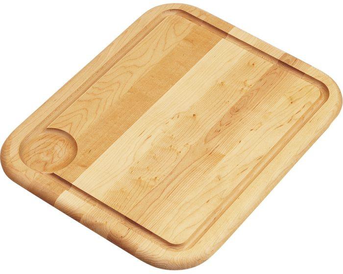 "Elkay CB1613 Hardwood 16-3/4"" x 13-1/2"" x 1"" Cutting Board"