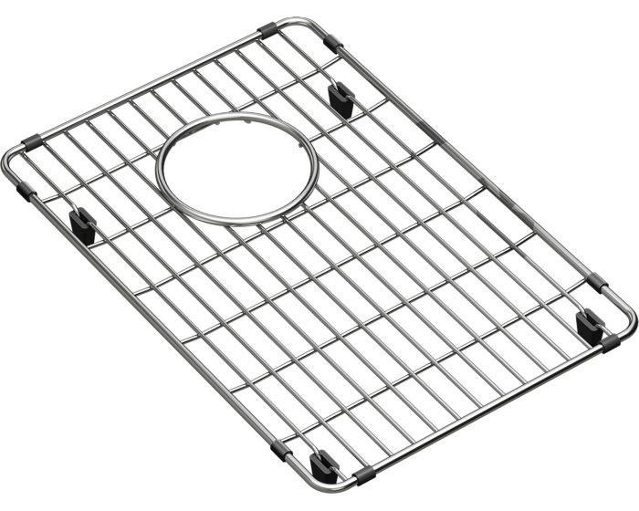 """Elkay CTXBG1015 Crosstown Stainless Steel 10-1/2""""x 15-1/2"""" x 1-1/4"""" Bottom Grid"""