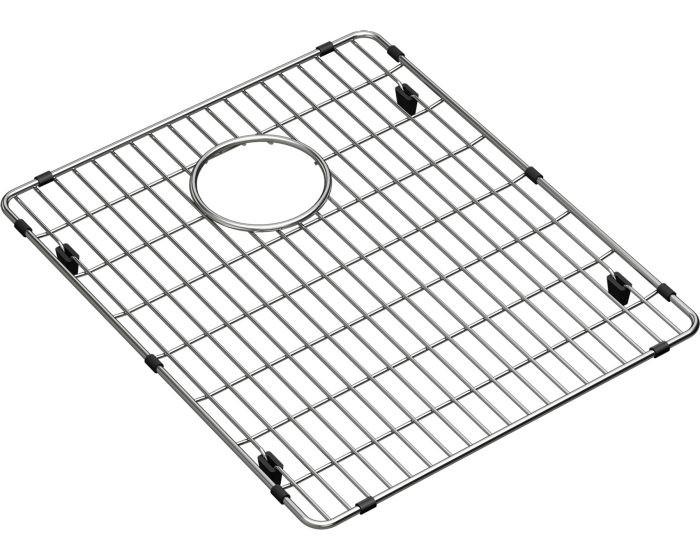 """Elkay CTXBG1415 Crosstown Stainless Steel 14-1/2"""" x 15-1/4"""" x 1-1/4"""" Bottom Grid"""