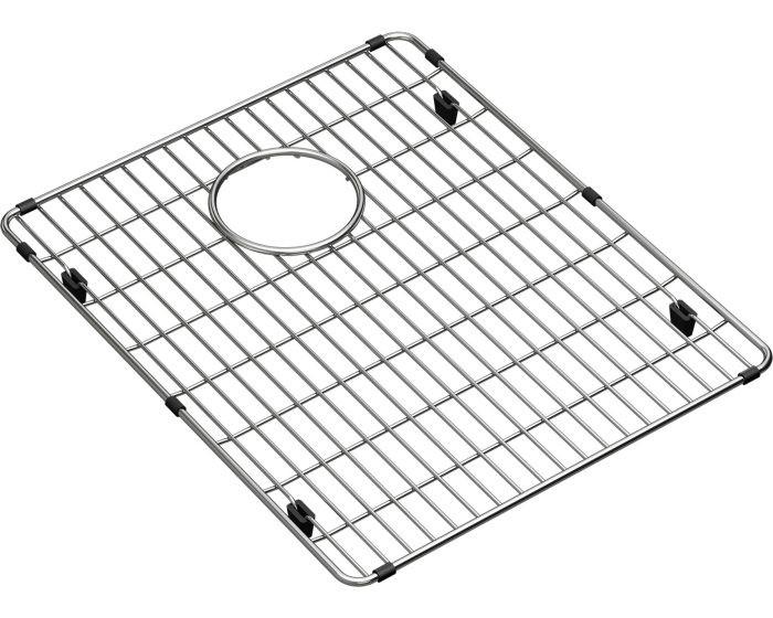 """Elkay CTXBG1417 Crosstown Stainless Steel 14-1/2"""" x 17-1/2"""" x 1-1/4"""" Bottom Grid"""
