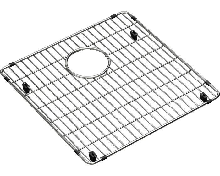 """Elkay CTXBG1515 Crosstown Stainless Steel 15-1/2"""" x 15-1/2"""" x 1-1/4"""" Bottom Grid"""