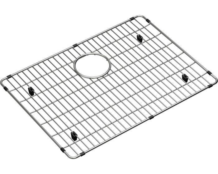 """Elkay CTXBG2115 Crosstown Stainless Steel 21"""" x 15-1/4"""" x 1-1/4"""" Bottom Grid"""