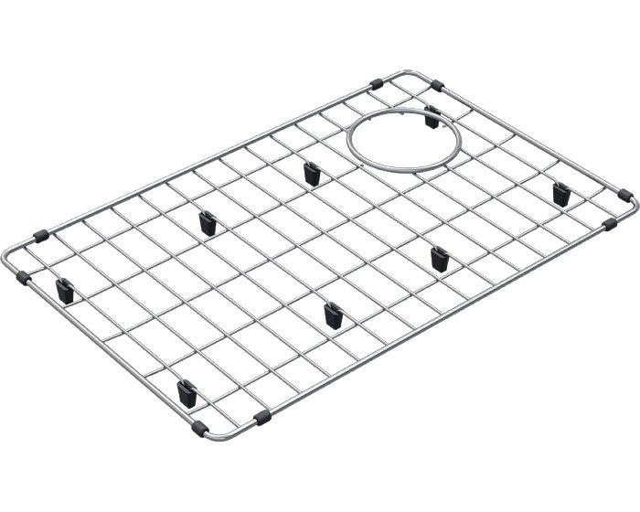 """Elkay CTXBG2214 Crosstown Stainless Steel 22-1/4"""" x 14-1/4"""" x 1-1/4"""" Bottom Grid"""