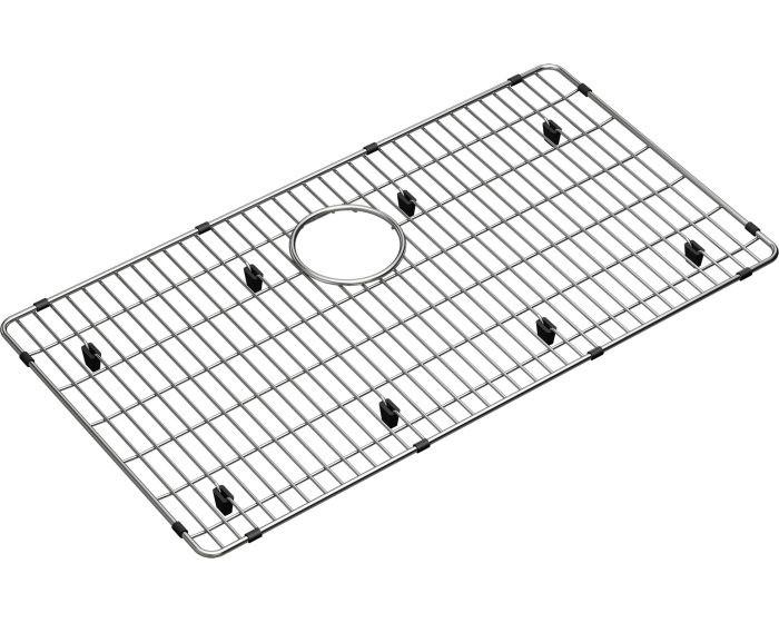 """Elkay CTXBG2614 Crosstown Stainless Steel 26-3/8"""" x 14-3/8"""" x 1-1/4"""" Bottom Grid"""