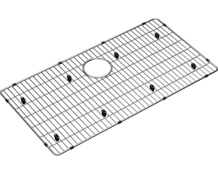 """Elkay CTXBG2915 Crosstown Stainless Steel 29"""" x 15-1/4"""" x 1-1/4"""" Bottom Grid"""
