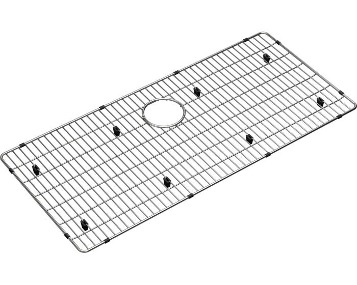 """Elkay CTXBG3416 Crosstown Stainless Steel 33-1/2"""" x 15-1/2"""" x 1-1/4"""" Bottom Grid"""