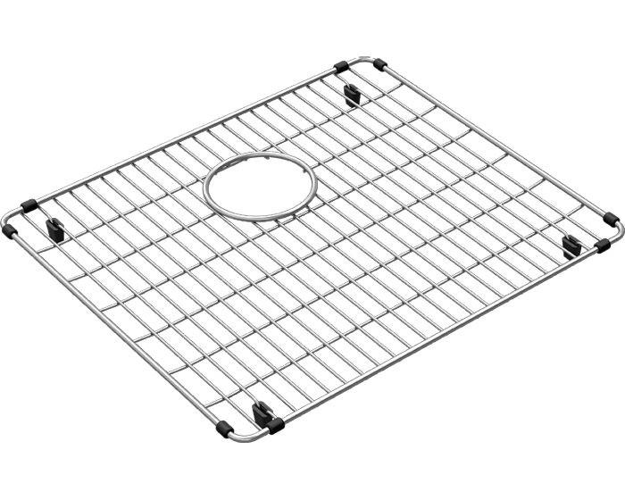 "Elkay CTXFBG1816 Crosstown Stainless Steel 18-1/8"" x 16-1/8"" x 1-1/4"" Bottom Grid"