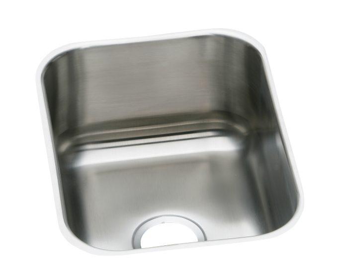 "Elkay DCFU1318 Dayton Stainless Steel 16"" x 20-1/2"" x 8"", Single Bowl Undermount Sink"