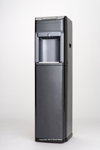 Global Water G5F Hot / Cold Water Cooler, Water Cooler for Office or Home, 3 Stage Filtration