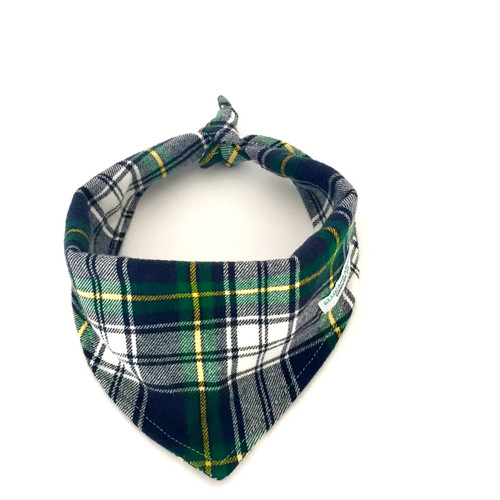 Gordon Plaid Bandana