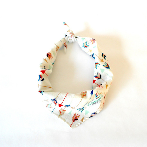 Arrows Dog Bandana