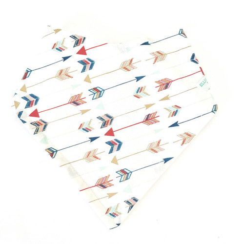 Arrows Baby Bib Bandana