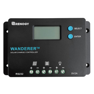 Renogy Wanderer 10A PWM Charge Controller