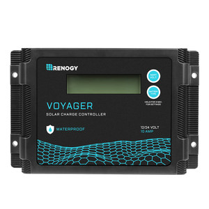 New Edition Voyager 10A/20A PWM Waterproof Solar Charge Controller