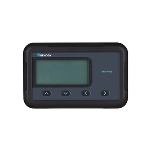 Renogy Rover Elite Charge Controllers Remote Monitor with RJ45 Communication Port