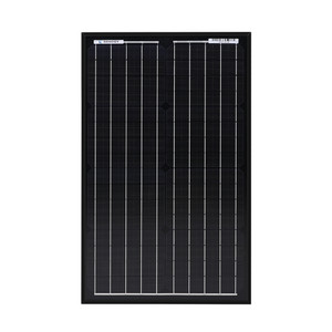 Renogy 30 Watt 12 Volt Monocrystalline Solar Panel (New Edition)