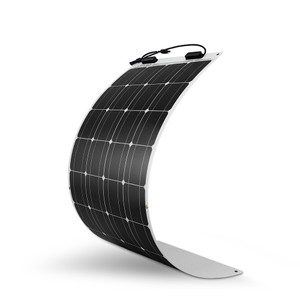 Renogy 100 Watt 12 Volt Flexible Monocrystalline Solar Panel