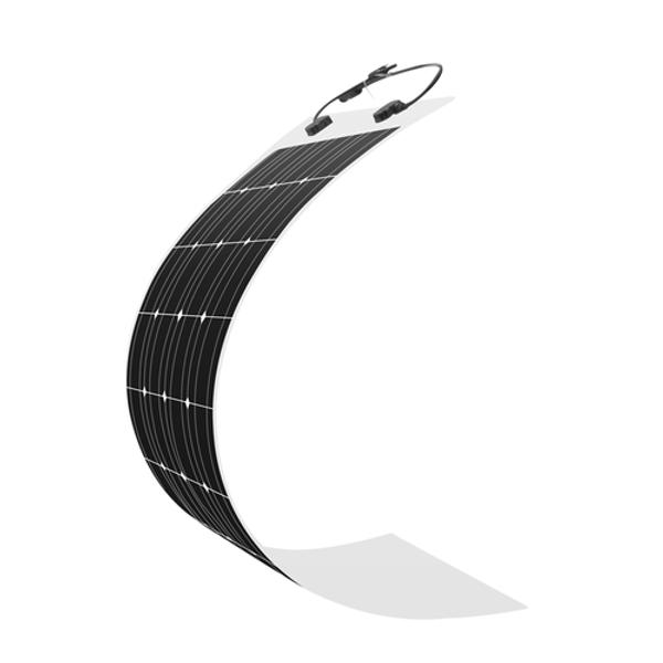 Renogy 100 Watt 12 Volt Flexible Solar RV Kit