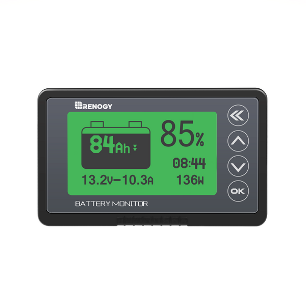 500A BATTERY MONITOR
