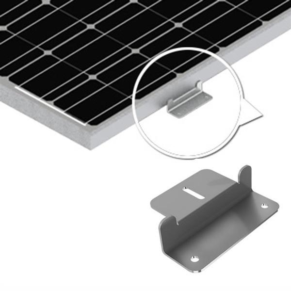 Renogy Solar Panel Mounting Z Bracket -- Set of 4 (Pre-Order)