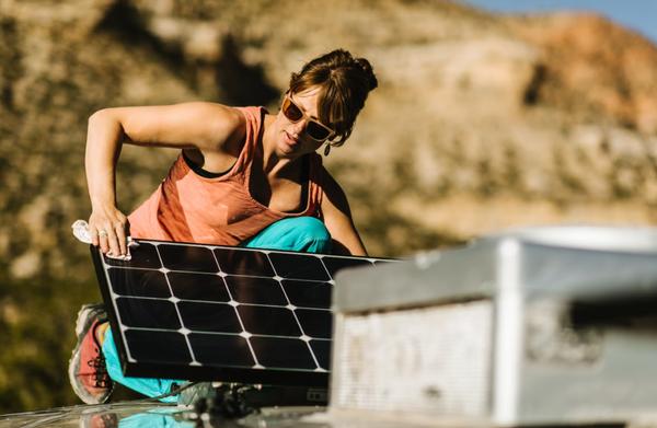 Safe solar panel installation tips