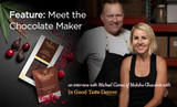 Q& A with the Chocolate Maker Michael Caines