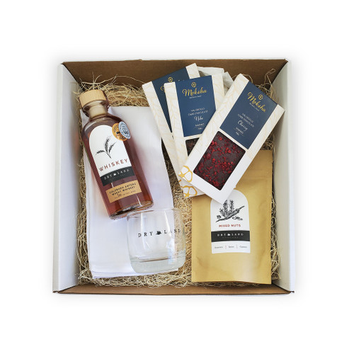 Whiskey and Chocolate Gift Set