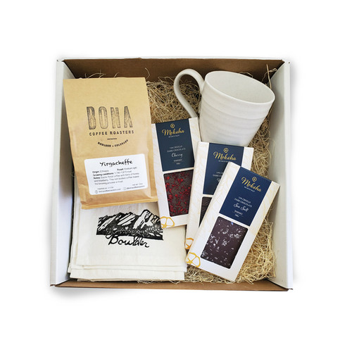 Boulder Coffee and Chocolate Gift Set