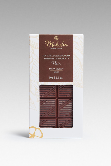 Semi-Sweet 65%  Chocolate Bar