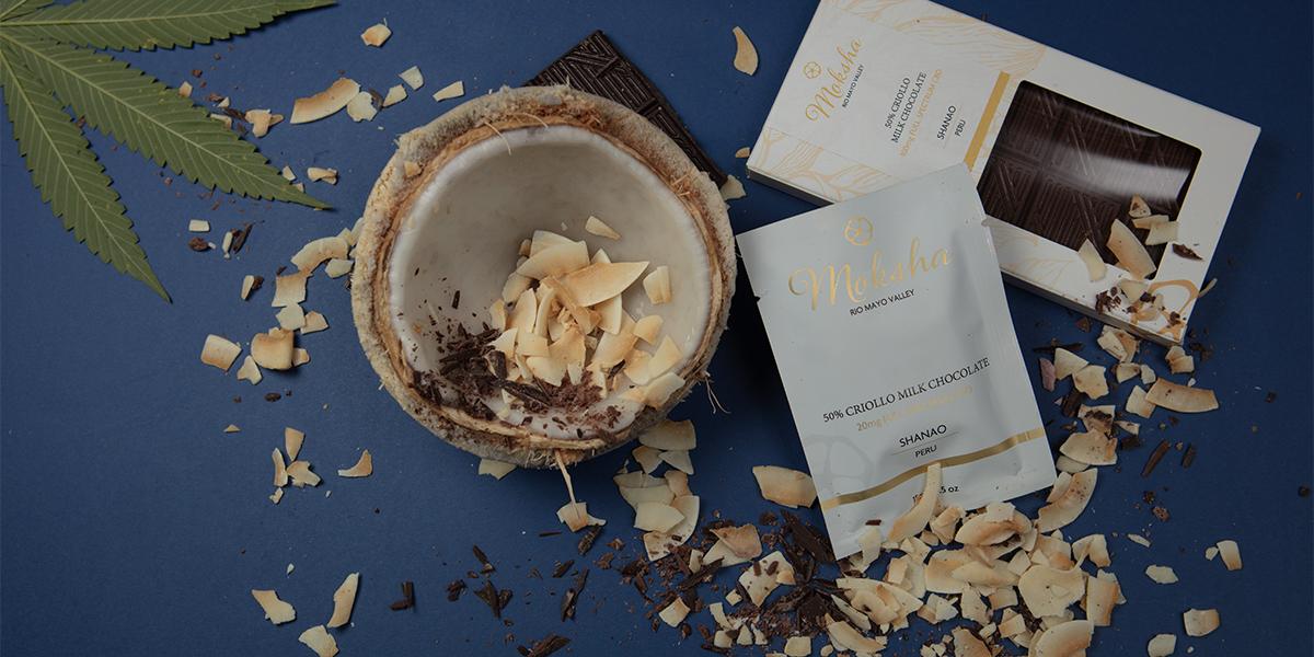 Vegan Full-Spectrum CBD Milk Chocolate