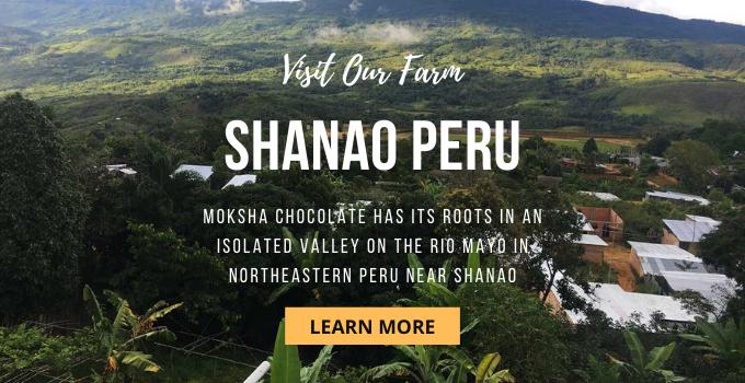 Moksha Chocolate has its roots at northern Peru