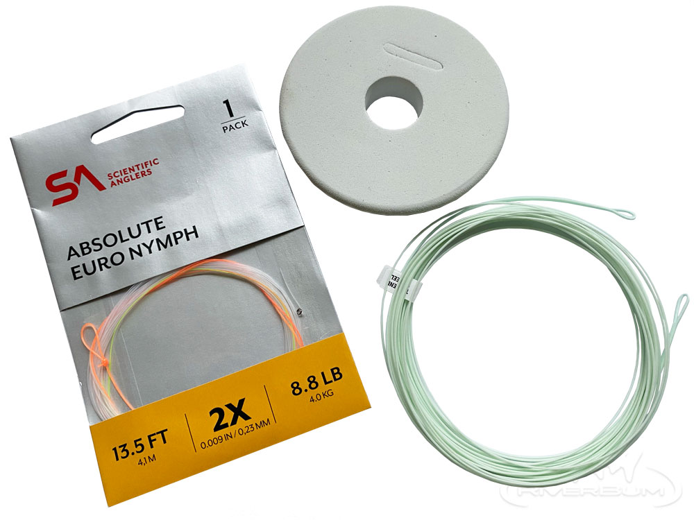 Scientific Anglers Euro Style Fly Fishing Nymph Kit for sale online