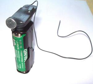 UHF Transmitter Battery