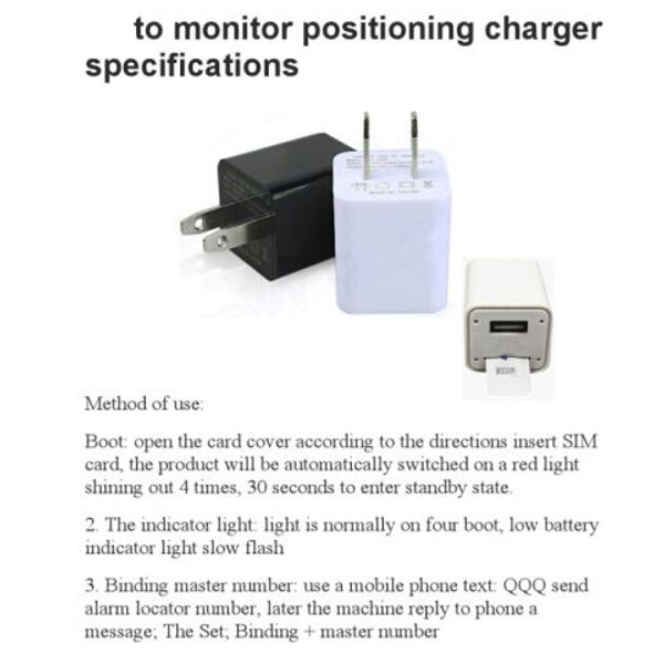 Cellphone Charger with Hidden Audio Recorder Instructions