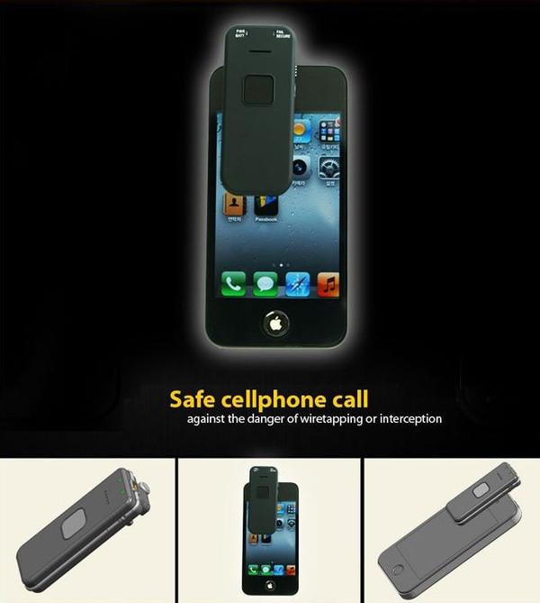 Cellphone Scrambler Unit