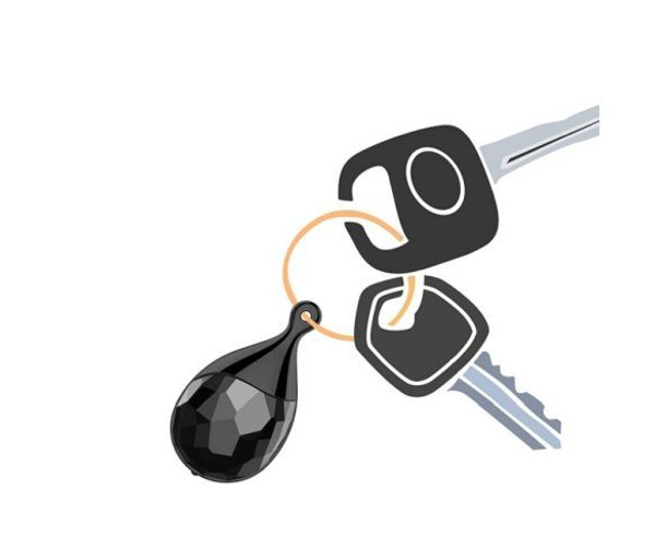 pendant car key chain