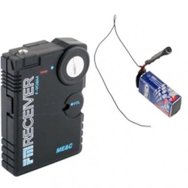 Wireless FM Transmitter Audio Receiver
