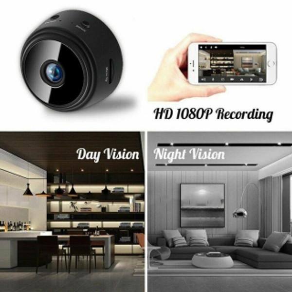 mini HD security camera