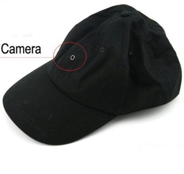 Spy Cap Hidden Camera