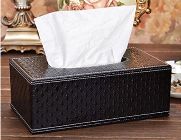 Full Tissue Box with Hidden Camera