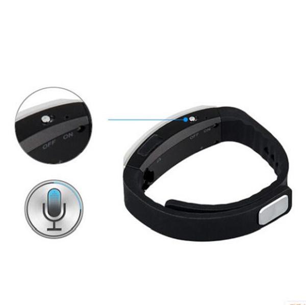 Package Includes Bracelet, User Manual, Connectors