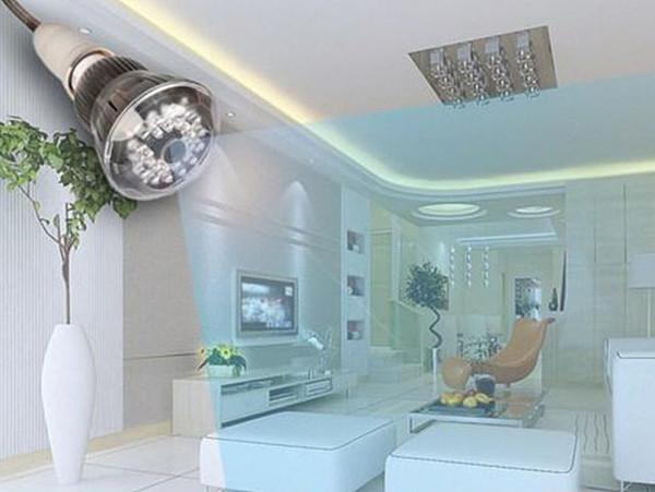 Home Security Bulb
